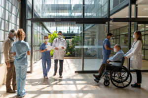 healthcare facility - lessons learned during the pandemic