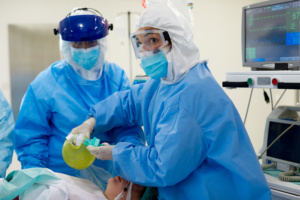 Pandemic physician training experience in the emergency room
